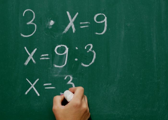 exemplo equação de primeiro grau