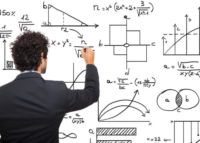 Uma grande massa de dados que passa por alguns procedimentos estatísticos: assim surge uma equação!