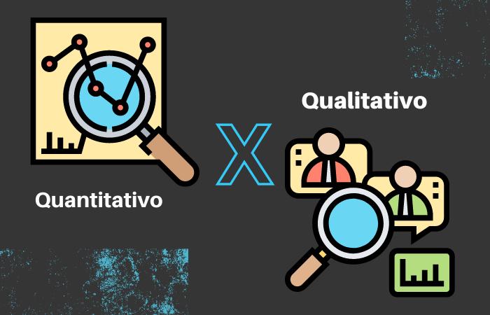 Análise qualitativa x quantitativa: quando, como e porque utilizar