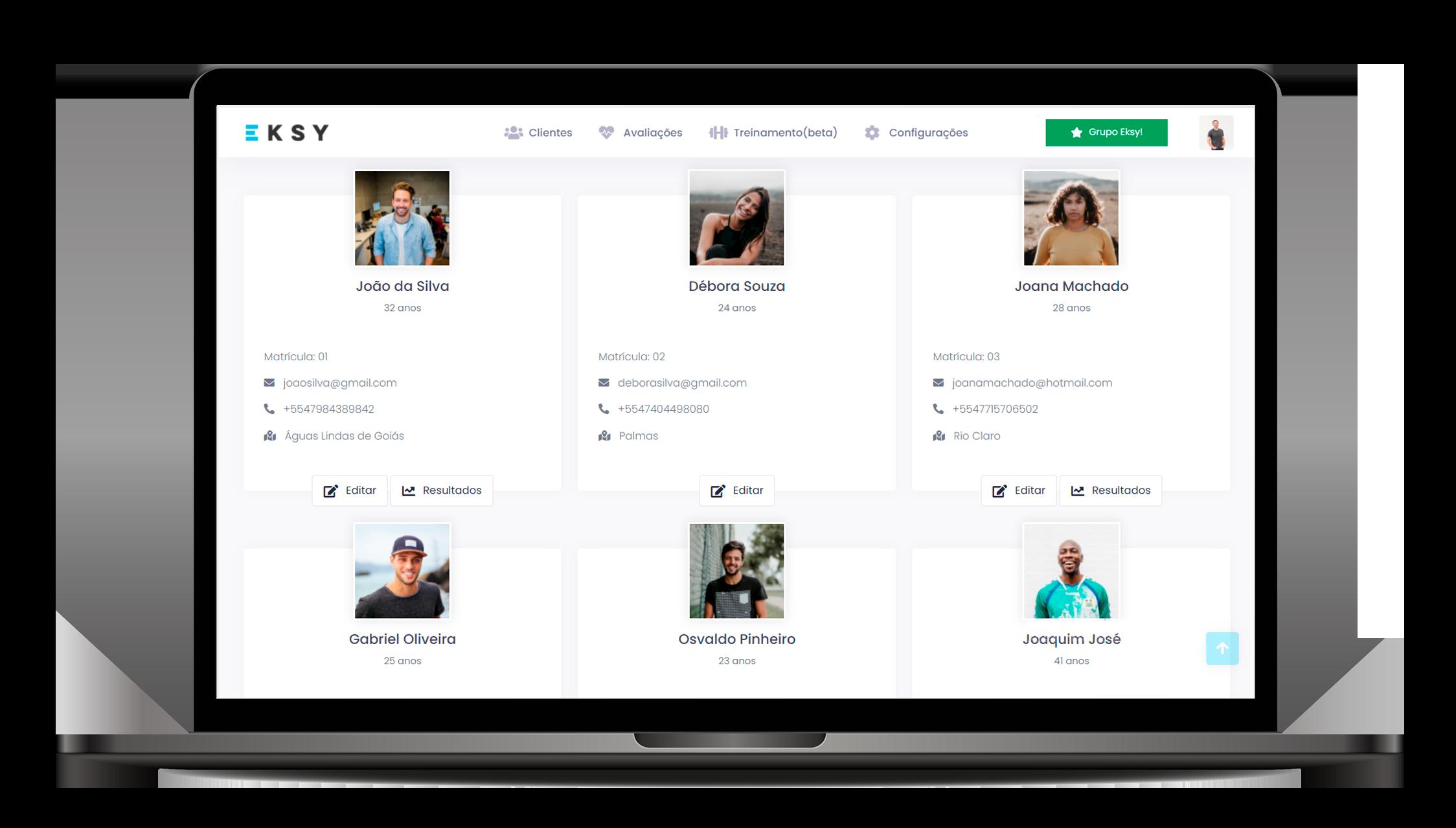 Potencialize sua consultoria online com o Eksy